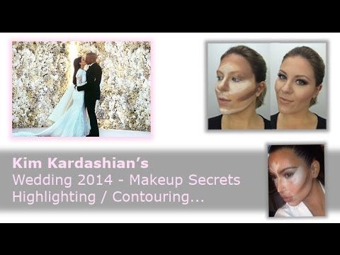 Kim Kardashian Inspired Wedding Makeup Tutorial  MakeupByGio